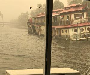 """مسؤول: اصطدام """"المانسترلي"""" بالمرسى النهري لم يؤثر على مقياس النيل"""