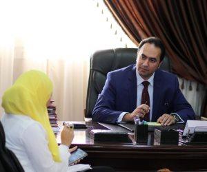 """وزارة التربية والتعليم توقع برتوكول مع """" الأمريكية للتنمية"""" لتحسين مهارات الكتابة"""