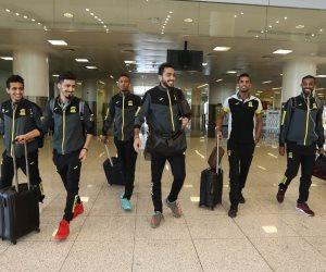 كهربا يصل الرياض لمواجهة الكوكب في كأس خادم الحرمين