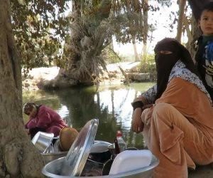قرى أطفيح.. انعدمت الخدمات فسقطت في قبضة الجهل والفقر (فيديو)