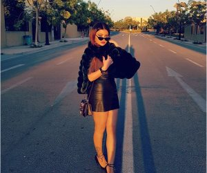 هيفاء وهبي فى قبرص اليوم لاستكمال مشاهد «لعنة كارما»