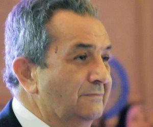وفاة المهندس محمود صدقي زوج نادية عبده محافظ البحيرة