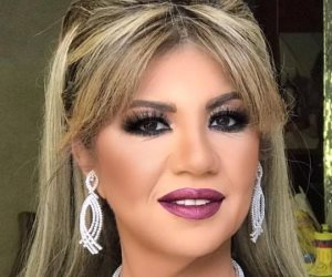 بوسي شلبي مع نجوم الخليج على شاشة المحور (صور)