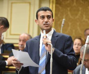 برلماني لعلي عبدالعال: صحتك غالية علينا.. وبلاش انفعال (صور)