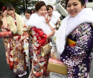 """عطلة فى بورصة طوكيو بمناسة """"عيد بلوغ سن الرشد"""""""