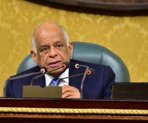"""البرلمان تأديب وتهذيب وإصلاح.. """"عبد العال"""" لسان من حديد وفعل مافيش"""