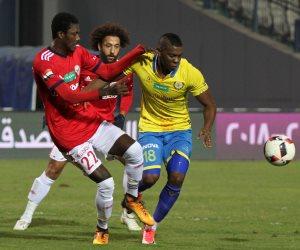 الإسماعيلي يتصدر الدوري في الدور الأول بعد فوزه بثلاثية على النصر (فيديو)