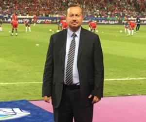 هشام صلاح مراقبا لحكام سوبر الأهلي والمصري