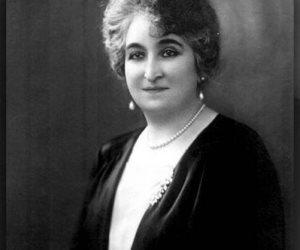 """ذكرى رحيل صفية زغلول """"أم المصريين"""".. صاحبة أول مبادرة لتحرير المرأة"""