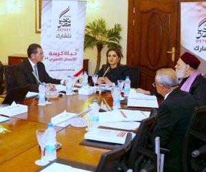 «تحيا مصر» تناقش استعدادات رمضان وتنفيذ مبادرة مكافحة مسببات العمى