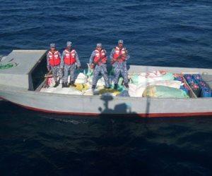 القوات البحرية تواصل تنفيذ المنظومة المتكاملة لتأمين السواحل المصرية