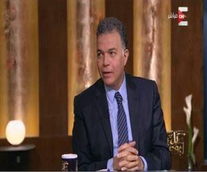 مصطفى الديب: استراتيجية موسعة لتطوير قطاع النقل البحري والخدمات اللوجيسيتة