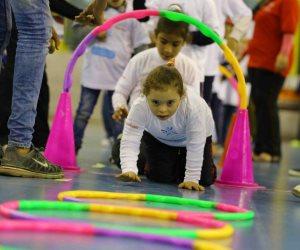 إطلاق برنامج خاص باللاعبين الصغار في العاصمة الإماراتية (صور)
