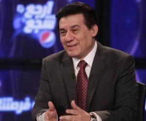 """""""سيب شعري وغمزة الشناوي"""".. أبرز تعليقات مدحت شلبي في مباراة السوبر (فيديو)"""