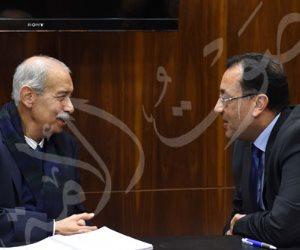 شريف إسماعيل: نستهدف خفض عجز الموازنة إلى 8.5% من الناتج المحلي