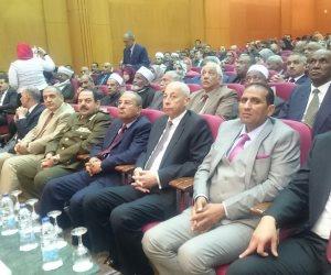 محافظ أسوان: نشكر كل من قدم روحه لبناء السد العالي ومواجهة الإرهاب