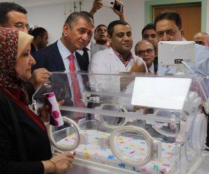 محافظ كفر الشيخ :افتتاح الرئيس لـ 3 مستشفيات و 4 كليات ومدرسة المتفوقين بداية لمشروعات عملاقة (صور)