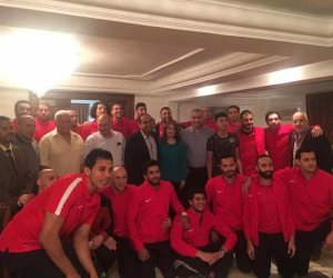 منتخب اليد يهزم المغرب في انطلاقة بطولة الأمم الأفريقية