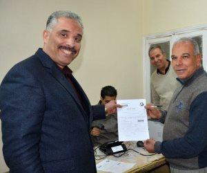 محمد صلاح يتبرع بـ5 أفدنة بقيمة 8 ملايين جنيه لإقامة مشروع صرف صحي لخدمة قريته (مستند)