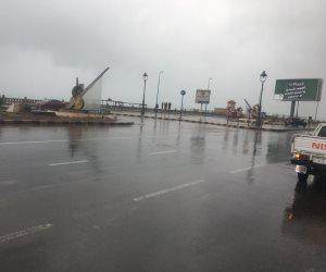 المرور تحدد رقما لاستقبال طوارئ واستغاثات الأمطار