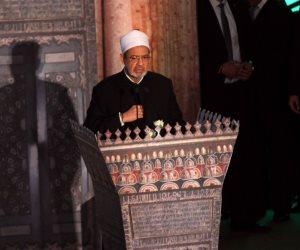 """شيخ الأزهر: علماء الأمة عليهم """"دور عظيم"""" في مواجهة الفكر المتطرف"""