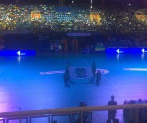 انطلاق حفل افتتاح كأس الأمم الإفريقية لليد بالجابون (صور)