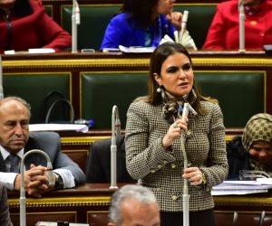 البرلمان يبدأ مناقشة تعديل قانون فرض رسوم تنمية الموارد المالية للدولة (صور)