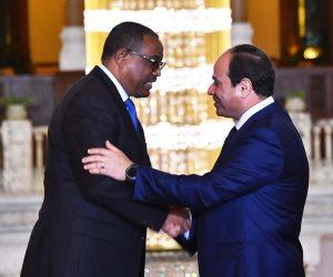 علاء عابد: الرئيس وضع شعار التعاون دون تفريط كمبدأ أساسى لقضية سد النهضة