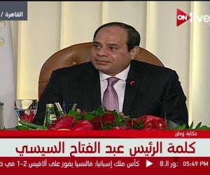 السيسي: مصر ستتحول إلى جسر لتصدير الطاقة