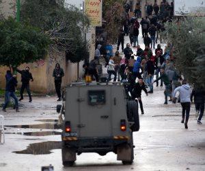 الاحتلال الإسرائيلى يعتقل 16 فلسطينيا في حملة مداهمات واسعة