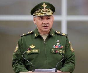 وزير الدفاع الروسي: الإرهاب يستخدم الطائرات بدون طيار لتنفيذ عملياته