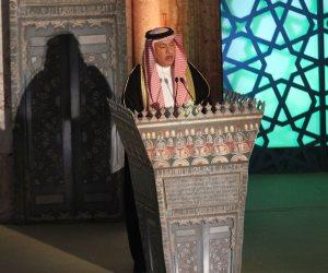 رئيس المجلس الأعلى لتنظيم الإعلام: واجبنا كعرب ومسلمين أن نعزز صمود القدس (صور)