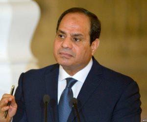 10 رسائل من الرئيس السيسي للشعب المصري في عيد تحرير سيناء