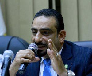 رئيس الترسانة يهدد مجدي عبد الغني بمغادرة مؤتمر دعم السيسي