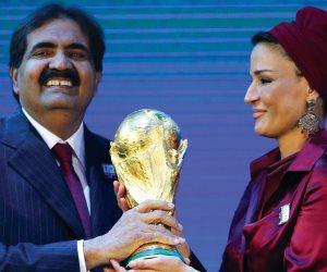 بلاتر يفضح قطر.. هكذا دفعت الدوحة 100 مليون دولار رشاوى لتنظم مونديال 2020