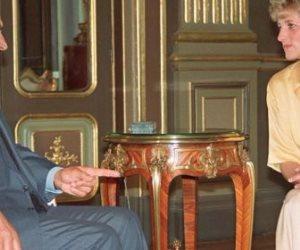 لماذا التقى مبارك الأميرة ديانا؟