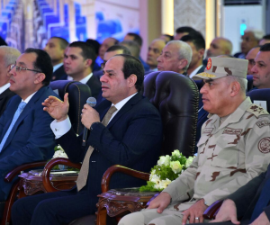 وزير الدفاع ورئيس الأركان يهنئان الرئيس السيسي بمناسبة ذكرى تحرير سيناء