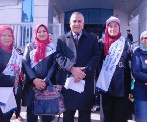 وزارة التربية والتعليم تنظم زيارة لمستشفى الشرطة بالعجوزة