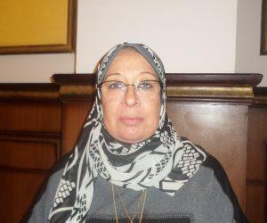 """والدة الشهيد نقيب مؤمن عادل نعمان : """"لكل حرب ضحايا """"واحنا قدمنا ابننا فداء لمصر """""""