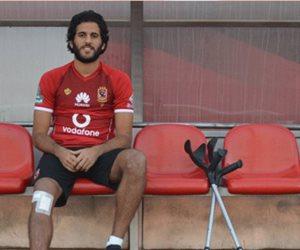 الأهلي يخاطب اتحاد الكرة لدفع تكاليف علاج مروان محسن