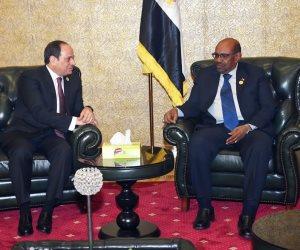 سفير السودان بالقاهرة: أعود لمصر قريبا.. ولقاء السيسي والبشير كان إيجابيا