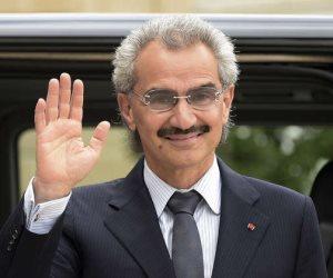 """صورة للوليد بن طلال بعد إطلاق سراحه.. وريم: """"حمدلله على سلامتك يا نور عيني"""""""
