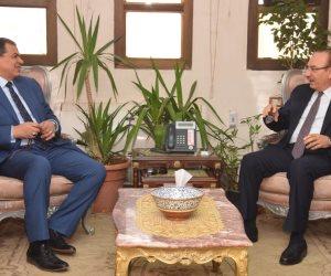 """وزير القوى العاملة ببني سويف لحضور مبادرة """"مصر أمانة بين ايديك"""""""