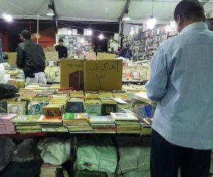 في معرض الكتاب.. غرامة تزوير الكتب لا تتجاوز  5 آلاف جنيه