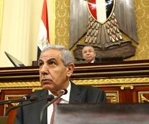 الجلسة العامة للبرلمان تناقشة قانون تقنين أوبر وكريم