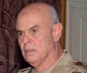 رئيس الأركان يتفقد عناصر من تشكيلات ووحدات الجيش الثانى الميدانى بسيناء