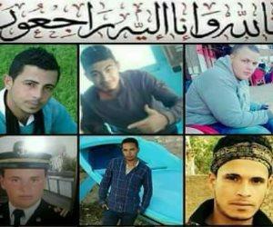 أسرة صياد بكفر الشيخ بعد تشييع جثمانه: مات شهيد لقمة العيش