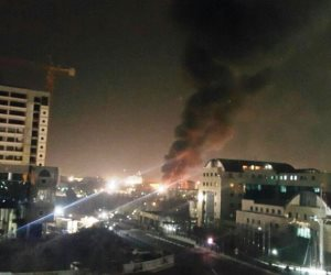 أردوغان يدفع الثمن.. انفجار هائل يهز العاصمة التركية أنقرة