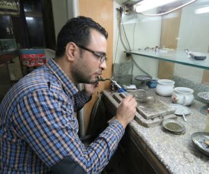 الليزر والموبايل.. أدوات وزارة «التموين» لحماية المستلك من التلاعب فى المشغولات الذهبية