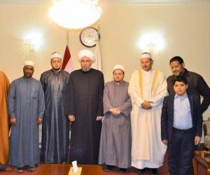 """""""الغواب """" ينفى زيارة وفد من الأزهر  إلى مرقد الإمام على بالعراق"""